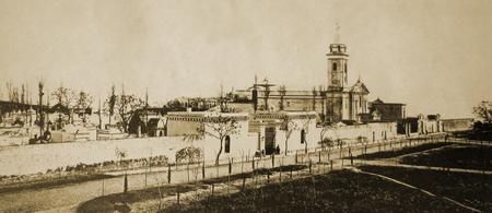 Recoleta Cemetery, Buenos Aires, 1867