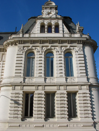 Palacio Pizzurno, Buenos Aires