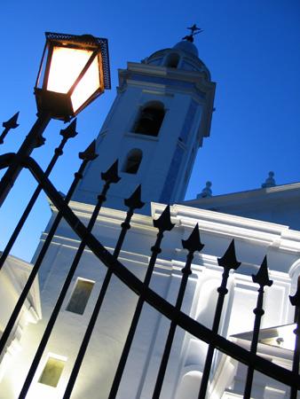 Iglesia de Pilar, Recoleta, Buenos Aires
