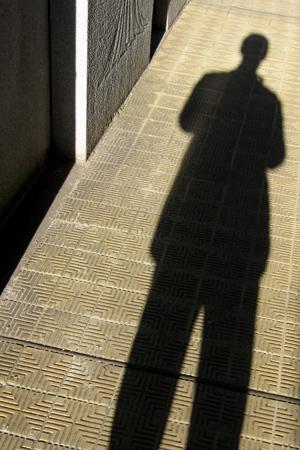 Shadows, Recoleta Cemetery