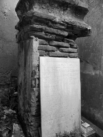 Francisco Antonio de Herrero, Recoleta Cemetery