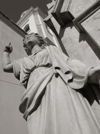J.F. Giraldes, Recoleta Cemetery