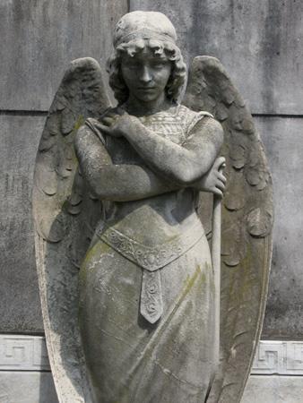 Llambi Campbell, Recoleta Cemetery