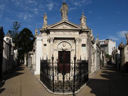 Recoleta Cemetery, Buenos Aires, Julio Argentino Roca