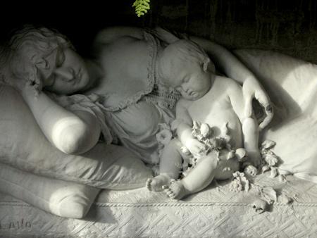 Eduardo Orfali, Recoleta Cemetery
