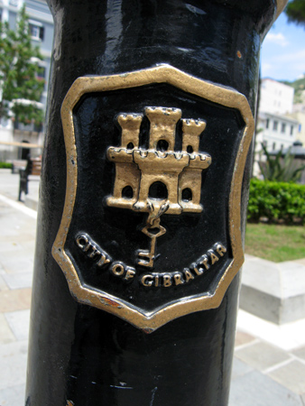 City of Gibraltar, post