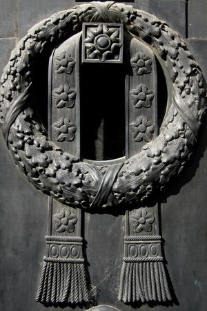 Buenos Aires, Recoleta Cemetery, Alejandro Christophersen