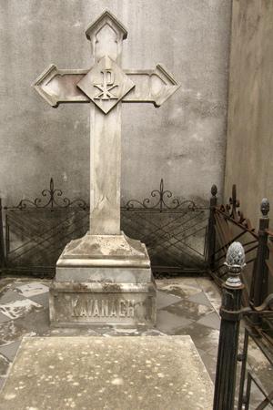 Kavanagh, Recoleta Cemetery