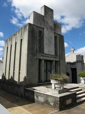 Cementerio de San José de Flores, Buenos Aires, Flores