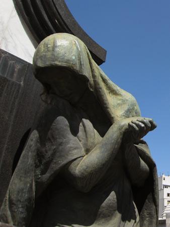 Art Deco, Alejandro Virasoro, Neo-Byzantine vault, Recoleta Cemetery