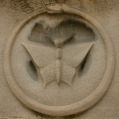 Ouroboros, Recoleta Cemetery