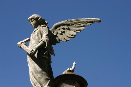 Corona, Recoleta Cemetery