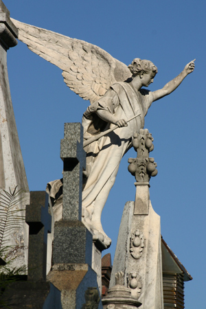 Recoleta Cemetery, Buenos Aires, Ernesto Tornquist