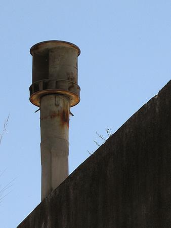 Ventilation, Recoleta Cemetery