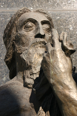 Sassone, Recoleta Cemetery