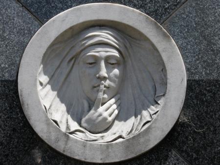 Silence, Recoleta Cemetery