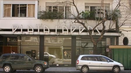 Plata Lappas, Avenida Santa Fe
