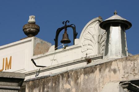 Bell, Recoleta Cemetery