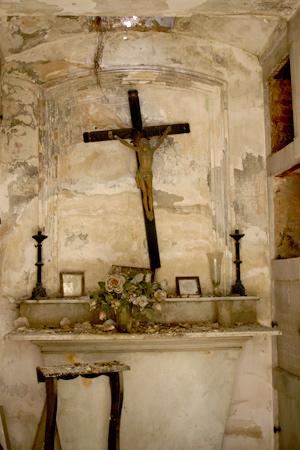 Llavallol, Recoleta Cemetery