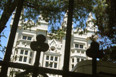Colegio de Santa Brígida, Caballito, Buenos Aires