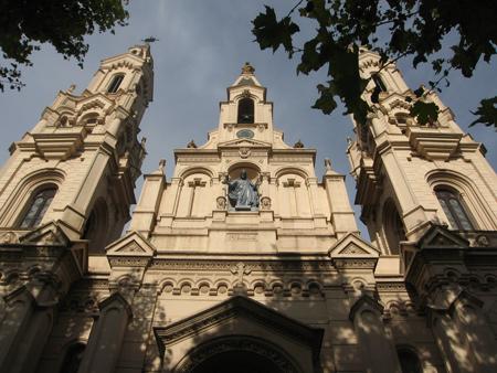 Iglesia de Santa Felicitas, Barracas, Buenos Aires