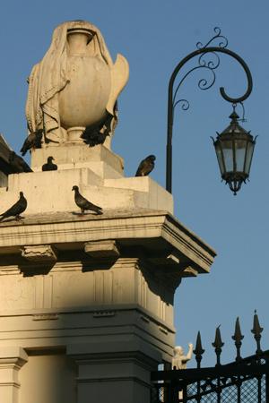 Urns, Recoleta Cemetery