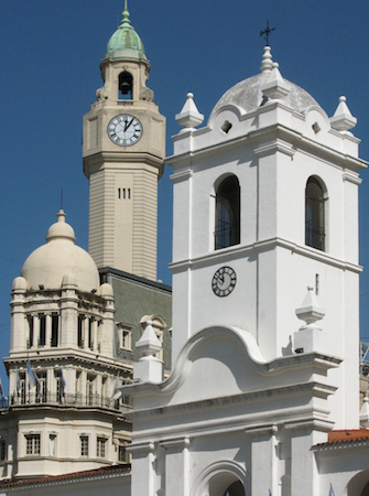 Buenos Aires, Cabildo, Argentina