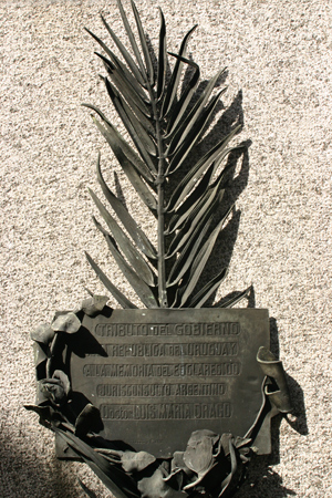 Luis María Drago, Recoleta Cemetery