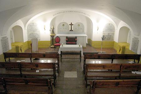Crypt, Catedral Metropolitana, Buenos Aires