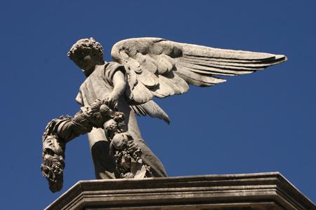 Miguel Juárez Celman, Recoleta Cemetery