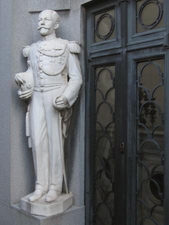 Buenos Aires, Recoleta Cemetery, Coronel Ramón F. Bravo