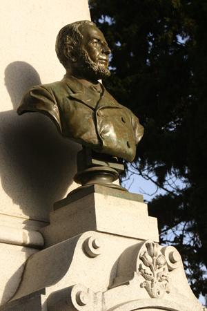 Recoleta Cemetery, Buenos Aires, Guillermo Rawson