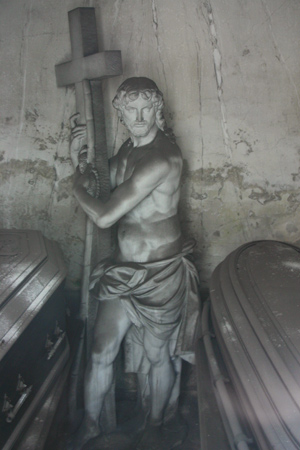 Aristóbulo del Valle, Recoleta Cemetery