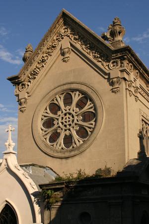 Recoleta Cemetery, Buenos Aires, Dorrego-Ortiz Basualdo
