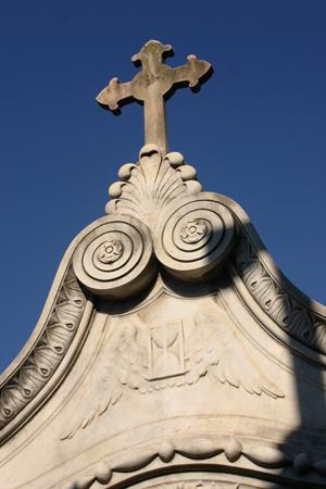 Timoteo Balbín, Recoleta Cemetery