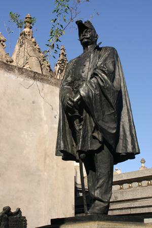Recoleta Cemetery, Buenos Aires, José María García-Mansilla