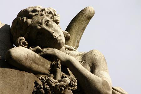 Toribio de Ayerza, Recoleta Cemetery