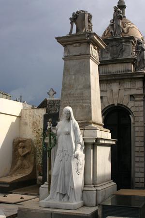Recoleta Cemetery, Buenos Aires, Miguel Estanislao Soler