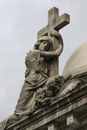 Juan Gardey y Familia, Recoleta Cemetery