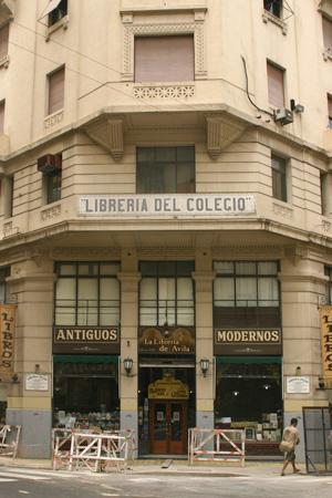 Salón Literario, Buenos Aires