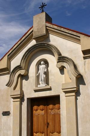 Hermandad de Santa María del Socorro, Recoleta Cemetery