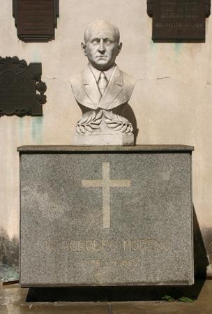 Buenos Aires, Recoleta Cemetery, Rodolfo Moreno