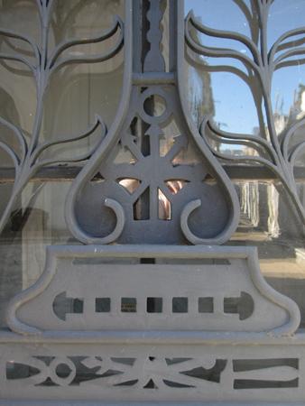 Door, Recoleta Cemetery