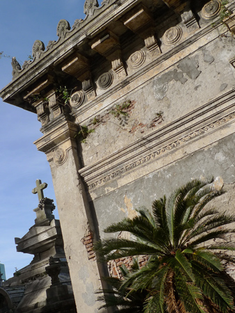 Ayerza, Recoleta Cemetery