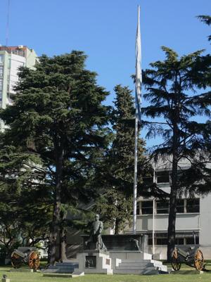 Luis María Campos, Escuela Superior de Guerra, Buenos Aires