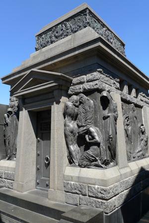 Recoleta Cemetery, Buenos Aires, Gath/González y Kordich
