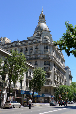 Buenos Aires, Balvanera, ex-Asociación Española de Socorros Mutuos