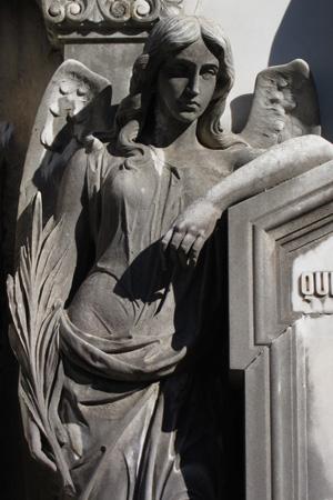 Recoleta Cemetery, Buenos Aires, José María Pizarro y Monje