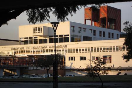 Buenos Aires, Parque Patricios, Hospital Garrahan