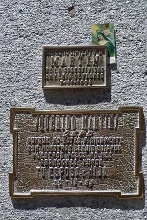 Recoleta Cemetery, Buenos Aires, Martín Karadagián